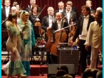 Photos concert from Marienbad, Symphony orchestra..